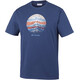 Columbia CSC Mountain Sunset - T-shirt manches courtes Homme - bleu